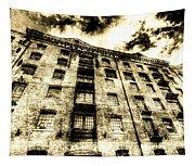 Metropolitan Wharf London Vintage Tapestry