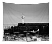 Mevagissey Lighthouse Tapestry