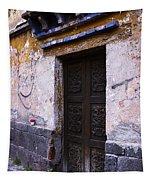 Mexican Door 34 Tapestry