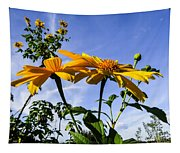 Mexican Sunflower Tapestry
