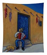 Mexico Impression II Tapestry