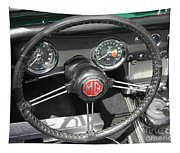 Mg Midget Instrument Panel Tapestry