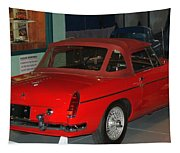 Mg Midget Tapestry
