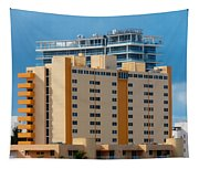 Miami Apartments Tapestry