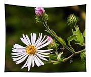 Michaelmas Daisy Tapestry