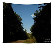 Michigan Country Road Tapestry