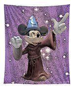 Mickey And The Stars Tapestry
