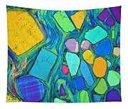 Art And Geology Tapestry