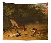 Midday Rest Tapestry