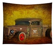 Midnight Auto Parts Tapestry