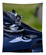 Midnight Blue Bentley Tapestry