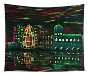 Midnight City Tapestry