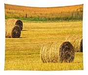 Midwest Farming Tapestry