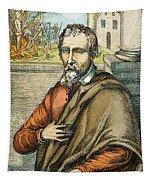 Miguel Serveto (1511-1553) Tapestry