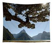 Milford Sound Tapestry