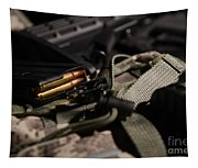 Military Pile Tapestry