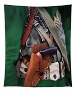 Military Small Arms 02 Ww II Tapestry