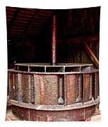 Mill Wheel Tapestry
