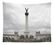 Millennium Monument Budapest Tapestry