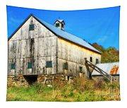 Milton Barn In Orton Tapestry