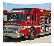 Milwaukee Fire Dept. Rescue 1  Tapestry