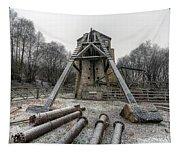 Minera Lead Mines Tapestry