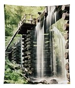 Mingus Mill Millrace Tapestry