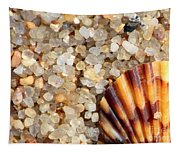 Mini Beach Vacation Tapestry
