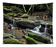 Mini Waterfalls Tapestry
