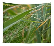 Miniature Pearl Strings Tapestry