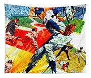 Minnesota Twins 1968 Yearbook Artwork Tapestry