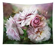 Miracle Of A Rose - Mauve Tapestry