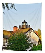Mispillion Lighthouse - Lewes Delaware Tapestry