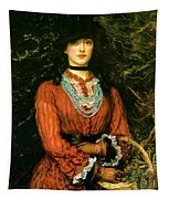 Miss Eveleen Tennant Tapestry