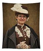 Miss Prim Tapestry