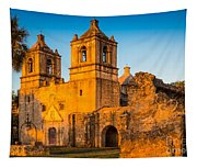 Mission Concepcion Tapestry