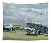 Mission From Debden Tapestry