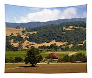 Mission Meadows Solvang California Tapestry