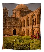Mission San Jose Church Tapestry