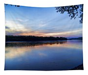 Missouri River Blues Tapestry