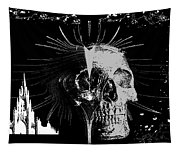 Mist Of Death Tapestry