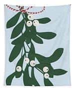 Mistletoe Tapestry