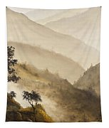 Misty Hills Tapestry by Darice Machel McGuire