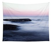 Misty Sea Tapestry