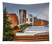 Mit Stata Building Center - Cambridge Tapestry