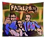 Mlk Fatherhood 2 Tapestry