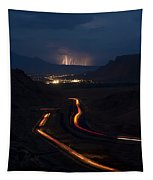 Moab Storm Tapestry