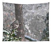 Mockingbird Back Tapestry