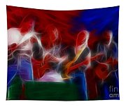 Molly Hatchet-gb23a-fractal Tapestry