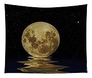 Molten Moon Tapestry